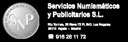 Servicios Numismáticos y Publicitarios S.L.